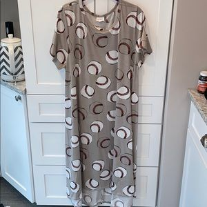 Lularoe baseball dress